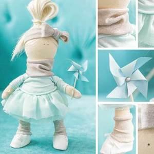 Изображение Мягкая кукла Вилу