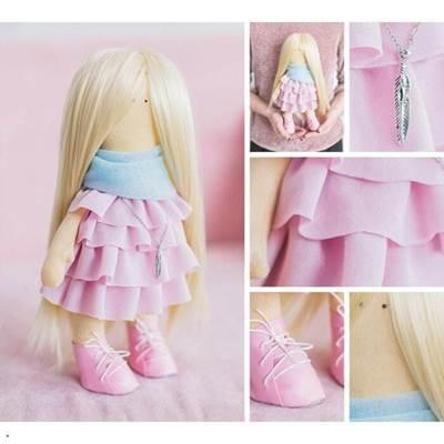 Изображение Мягкая кукла Тэсса