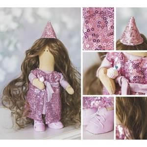 Изображение Мягкая кукла Брайт