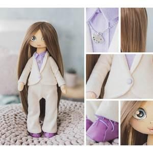 Изображение Мягкая кукла Джин