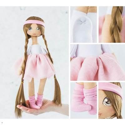 Изображение Мягкая кукла Синди