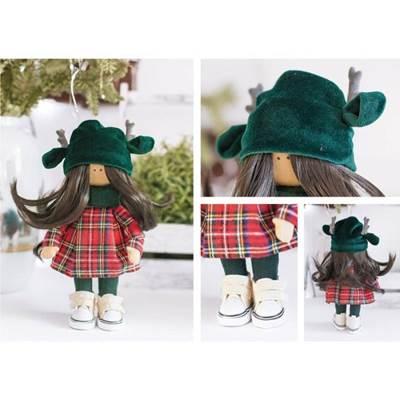 Изображение Мягкая кукла Лейн