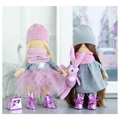 Изображение Мягкие куклы Подружки Вики и Ники- на праздник