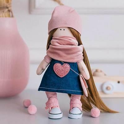 Изображение Мягкая кукла Нати