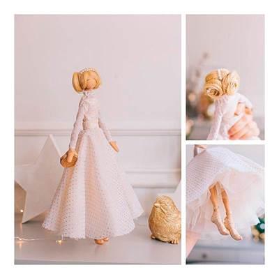 Изображение Мягкая кукла Ребекка