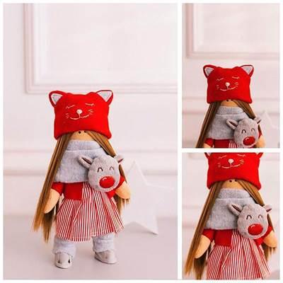 Изображение Мягкая кукла Виви