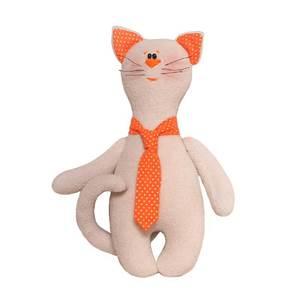 Изображение Cat's story Котик в галстуке