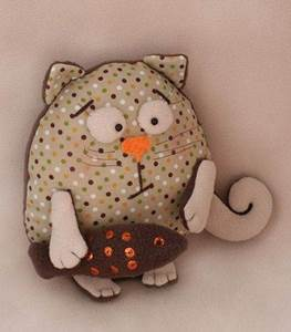 Изображение Cat's story Котик с рыбкой