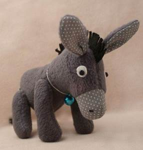 Изображение Donkey Story Ослик
