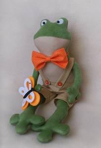Изображение Frog's Story Лягушонок