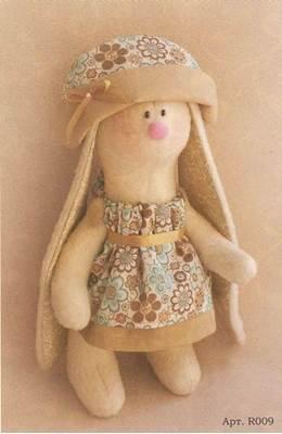 Изображение Rabbit's Story Зайка с длинными ушками