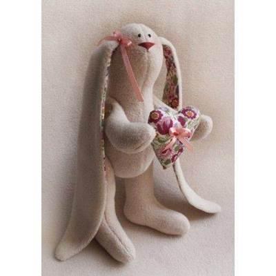 Изображение Happy Hands Зайка с седечком