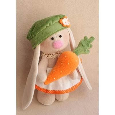 Изображение Happy Hands Зайка морковка