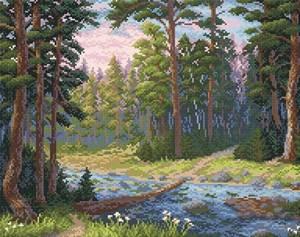Изображение Лесная речка