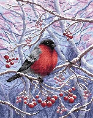 Изображение В белоснежном лесу