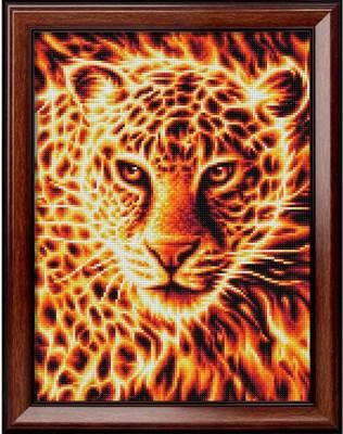 Изображение Огненный леопард