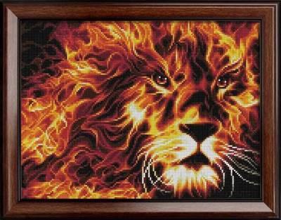 Изображение Огненный лев