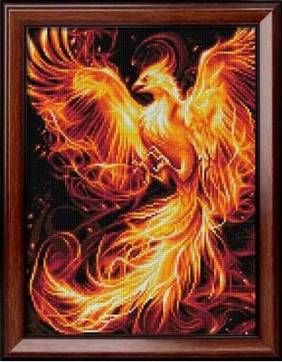 Изображение Огненный феникс