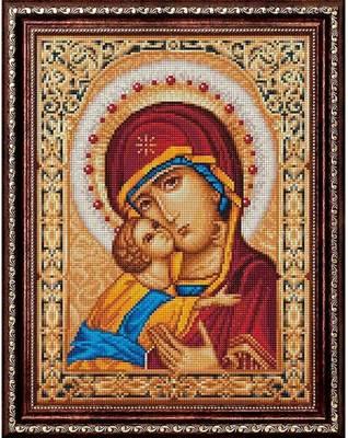 Изображение Икона Владимирская Богородица