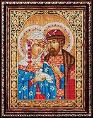 Изображение Икона Петр и Феврония