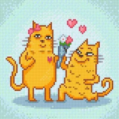 Изображение Кошачья романтика