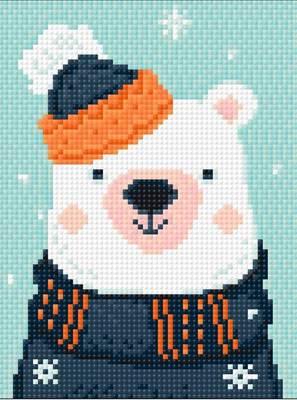 Изображение Снежный мишка