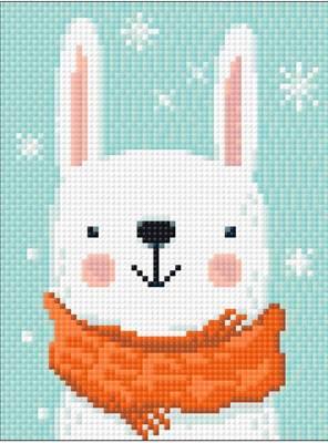 Изображение Снежный зайчик