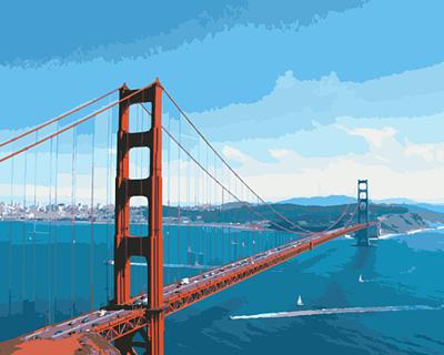 Изображение Мост Золотые ворота