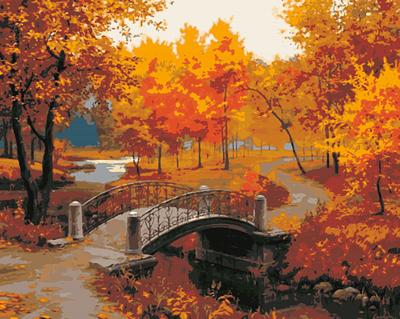 Изображение Парк осенью