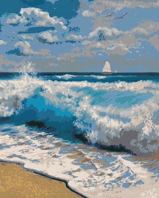 Изображение Море волнуется