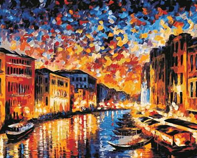 Изображение Канал в Венеции