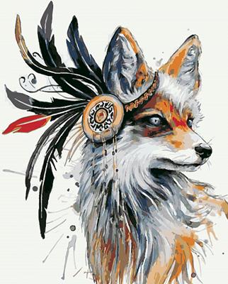 Изображение Рыжая лисица