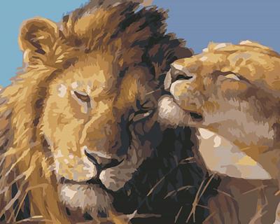 Изображение Львы