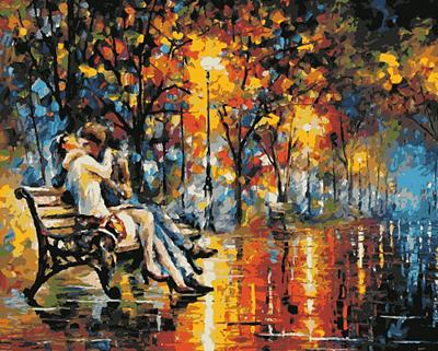 Изображение Прогулка в осеннем парке