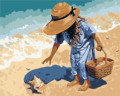 Изображение На пляже