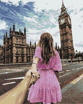 Изображение Следуй за мной - Лондон