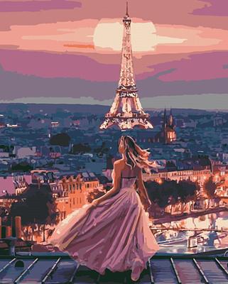 Изображение На крыше Парижа