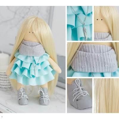 Изображение Мягкая кукла Тара