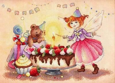 Изображение Задорный День рождения