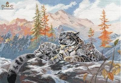Изображение Снежные барсы