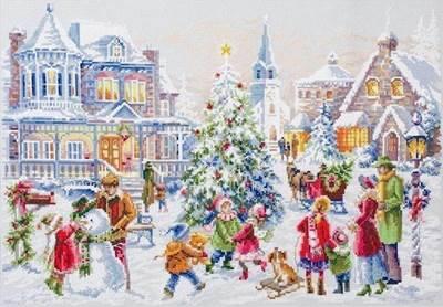Изображение Накануне Рождества