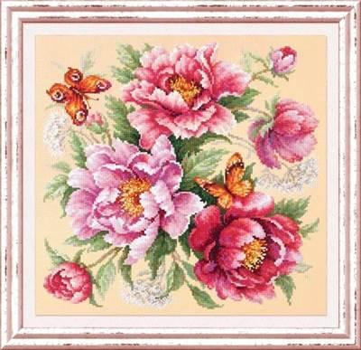 Изображение Магия цветов. Пионы