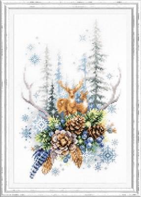 Изображение Дух зимнего леса