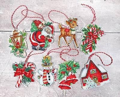 Изображение Рождественские игрушки (Christmas Toys)