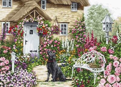 Изображение Коттеджный сад