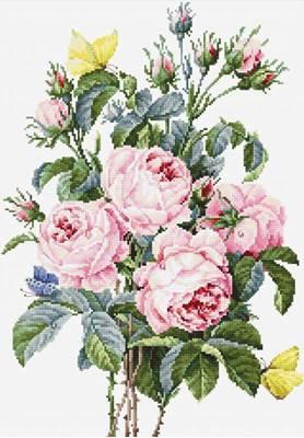 Изображение Букет роз