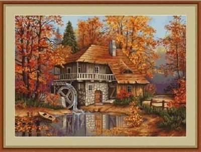 Изображение Осенний пейзаж
