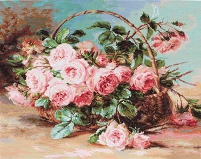 Изображение Корзина с розами