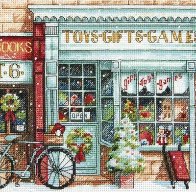 Изображение Игрушечный магазин подарков