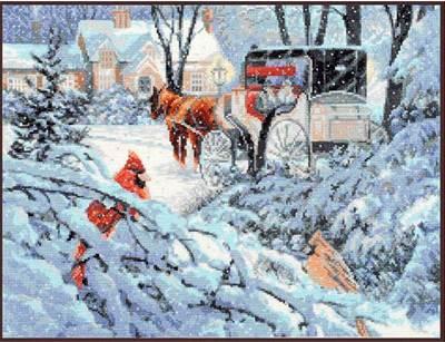 Изображение Краски зимы